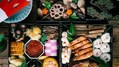 How to Pack Osechi Ryori (Japanese New Year Food's) in 3-Tier Boxes おせち料理の詰め方