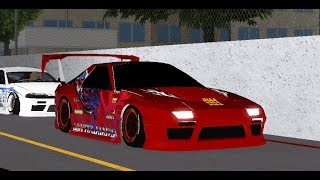 ROBLOX Drifting [Formula Drift : Long Beach Short Clip #2]