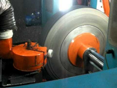 Pulidora de neumaticos automatica - Proemec SA -  c.suppo@proemec-sa.com.ar