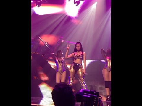 Nicki Minaj Zenith de Paris, France (25.03.2015)