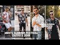 Men's Floral Print Shirt Outfits Ideas | How To Style Floral Shirts |  Men's Fashion | Lookbook 2019