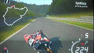 RZV500R PlayStation2 Tourist Trophy Nürburgring 7'07,050