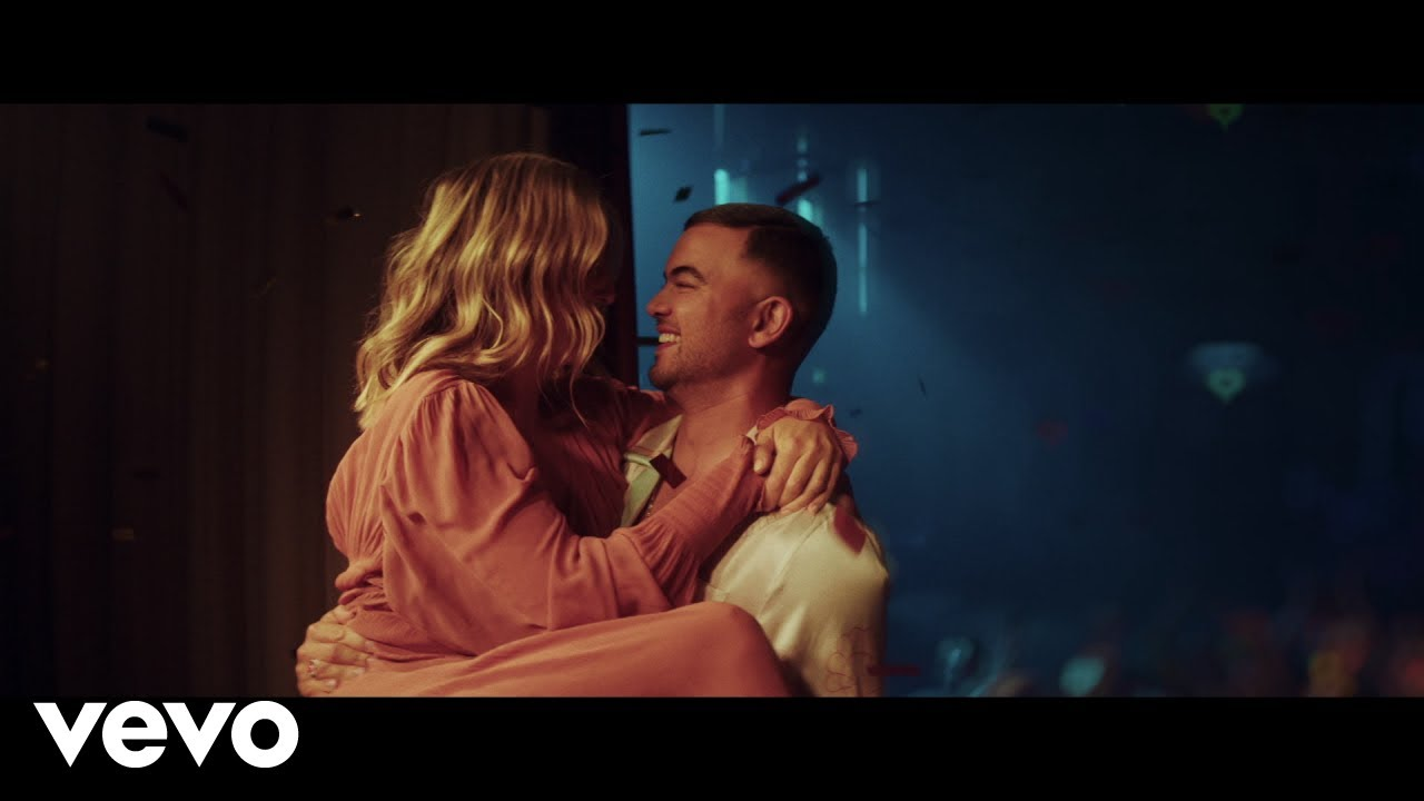 Guy Sebastian - Love On Display (Official Video)