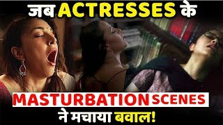 When Bollywood Actresses Did Bold Scene in Films and Web Series