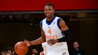 Highlights: Knicks' Cleanthony Early (26 points) on assignment, 2/6/2015