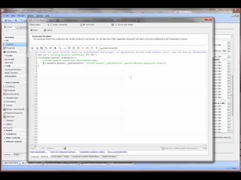 ACDS DHX Scheduler   Using A UX Component For Edits   Part Two