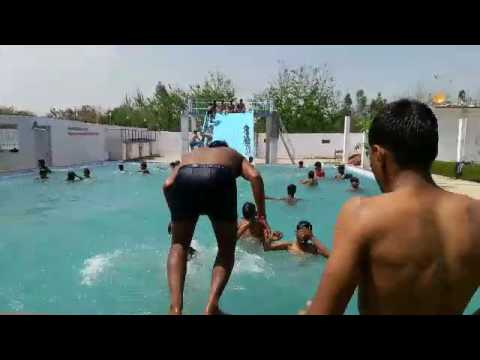 Budaun swimming pool