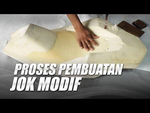 Proses Pembuatan Jok Modif - Vallen Jok Bekasi