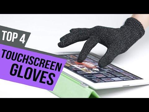 4 Best Touchscreen Gloves 2019 Reviews