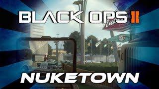 Black Ops 2 - So spielt man auf NUKETOWN - Tipps & Tricks (Deutsch/German)