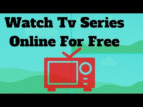 How To Watch Online Tv Series For Free