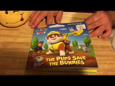 PAW PATROL (the Pups Save The Bunnies)