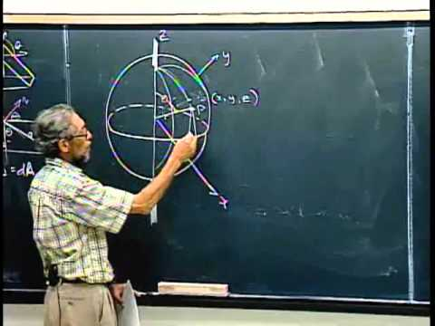 Lecture 3 - Radiant Flux, Radiance and Solid Angle