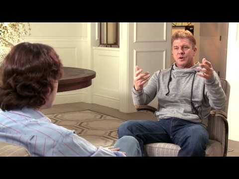 Actor Kenny Johnson Shares His Dyslexia Story With Founder Quinn Bradlee