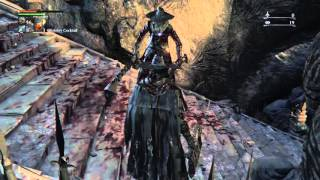 Bloodborne - thought I was dead