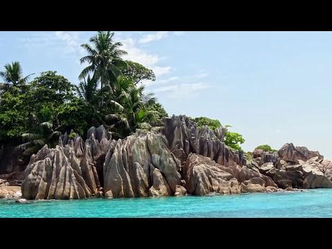 Les Seychelles  - Îlot Saint-Pierre et l' île curieuse