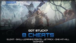 ELEX: One-Hit-Kill, Godmode, Unlimited Jetpack, ... | Trainer by MegaDev