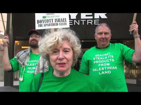 Adelaide Pro-Palestinian Protest