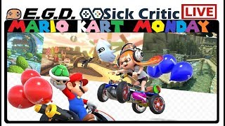 🔴EGD Mario Kart Monday! Im Rusty lol Dont Beat Me Too Badly