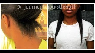 How To Grow Hair Long! | Neck Length to Mid Back Length