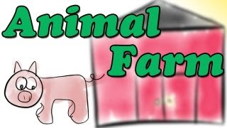Animal Farm by George Orwell (Book Summary and Review) - Minute Book Report