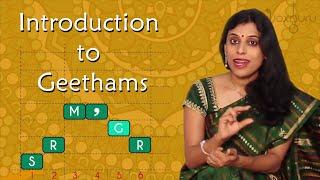 Carnatic Intermediate | Geethams | VoxGuru