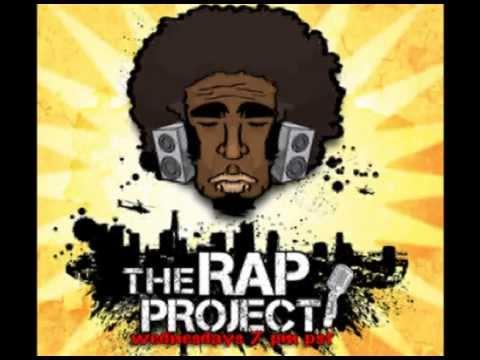 The Rap Project w' DBraxx! 06-12-13