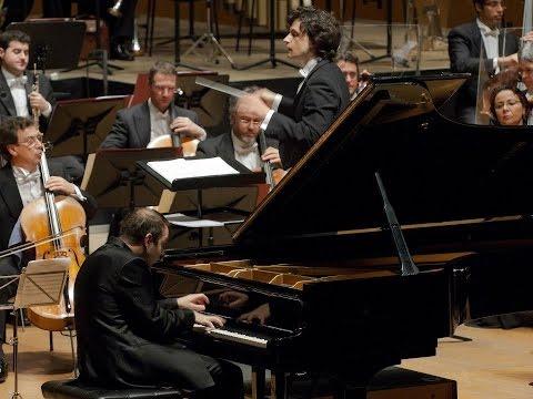 P.I.Tchaikovsky: Concierto para piano nº 2- Mov. III - OSG - Eldar Nebolsin - Rubén Gimeno (dir.)
