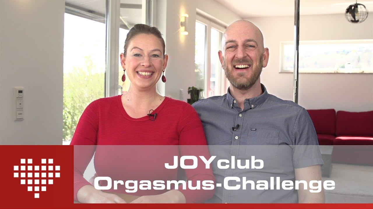 Orgasmus Challenge