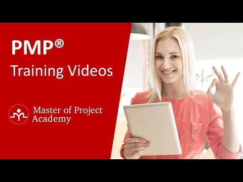 PMP Training Videos 2018 from Master of Project Academy - PMBOK 6th Edition