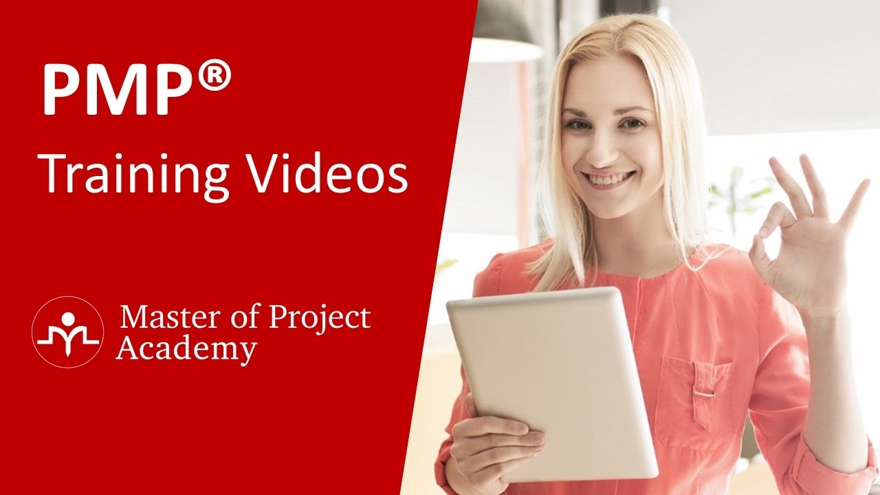 Pmp Training Videos 2018 From Master Of Project Academy Pmbok 6th