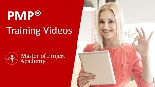 Gambar cover PMP Training Videos 2019 from Master of Project Academy - PMBOK 6th Edition