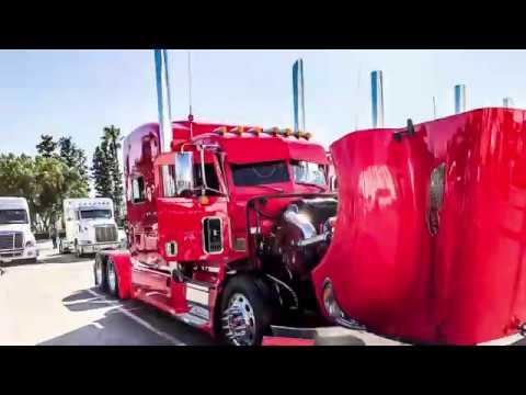 California Trucking Show 2019 - Ontario, California- Glimpse