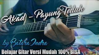 Video Belajar Gitar Lagu Akad Payung Teduh Versi Mudah dijamin 100% BISA download MP3, 3GP, MP4, WEBM, AVI, FLV Juli 2018