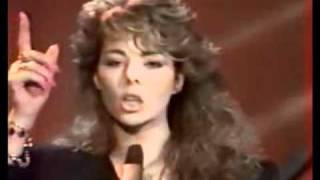 Sandra-Stop for a minute  Live in France 1988