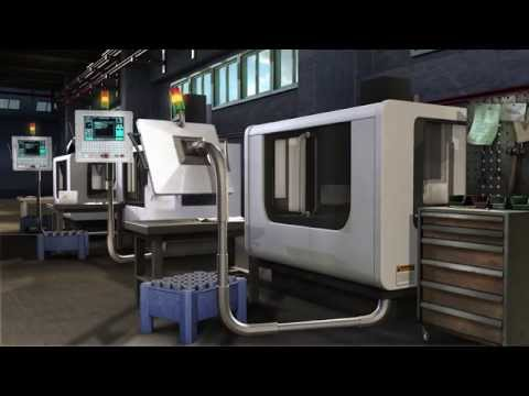 The JET SPINDLE revolution: Converting CNC machine to high speed