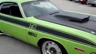 1970 Dodge Challenger T/A Viper Motor