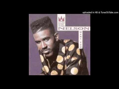 Marc Nelson - I Want You(1991)