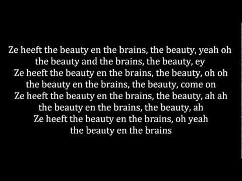 Nielson - Beauty & the brains (Lyric video)