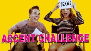 One of Dani Austin's most viewed videos: ACCENT CHALLENGE W/ MARCUS JOHNS