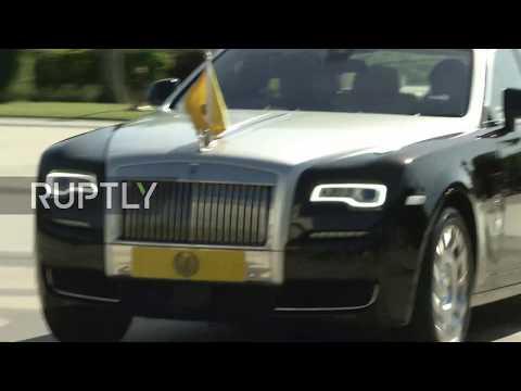 Malaysia: Royal families meet in Kuala Lumpur after Sultan Muhammad V abdicates