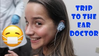 Trip to the Ear Doctor 😷 (WK 356.6) | Bratayley