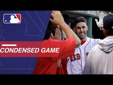 Condensed Game: LAA@BOS  62718