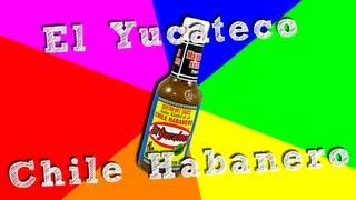 El Yucateco Chile Habanero Sauce Review HD