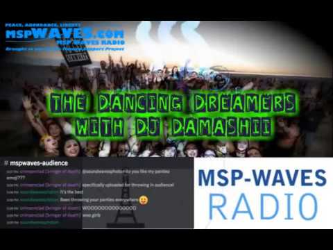 The Dancing Dreamers with DJ Damashii Episode 04 2018 01 10