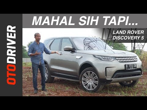 Land Rover Discovery 5 2018 Review Indonesia | OtoDriver | S