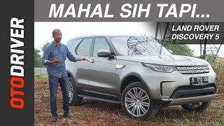 Land Rover Discovery 5 2018 Review Indonesia | OtoDriver | Supported by GIIAS 2018