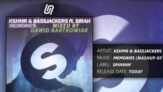 KSHMR - Memories (Mashup of the greatest remixes)