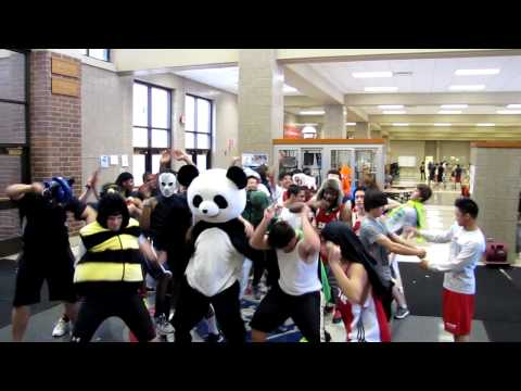 Harlem Shake South Elgin High School Track and Field