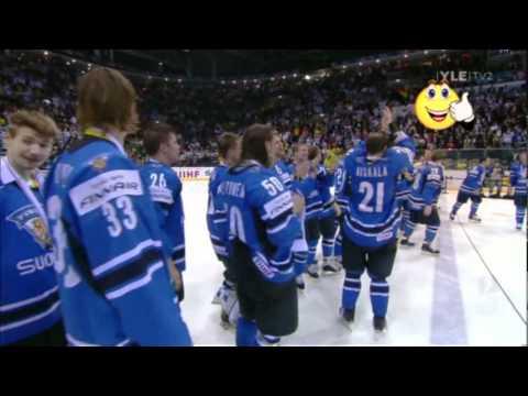 Suomi Maailmanmestari 2011